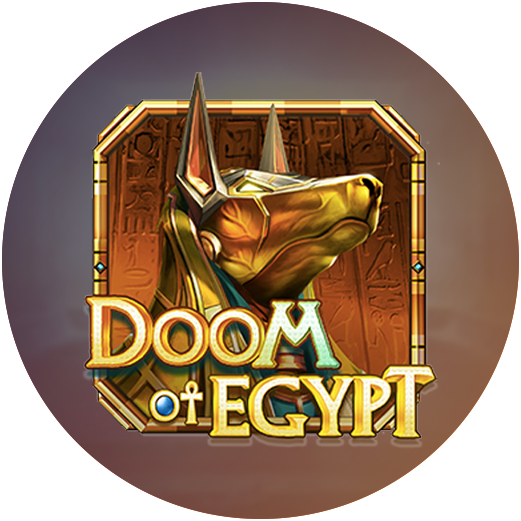 Logo Doom of Egypt