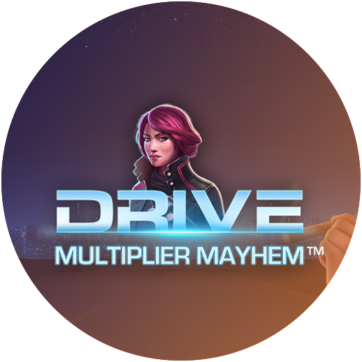 Logo Drive Multiplier Mayhem