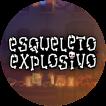 Logo Esqueleto Explosivo