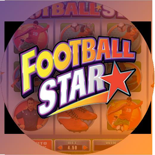 Logo Football Star
