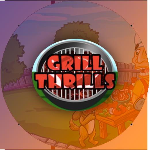 Logo Ultimate Grill Thrills
