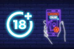 leeftijd online casino