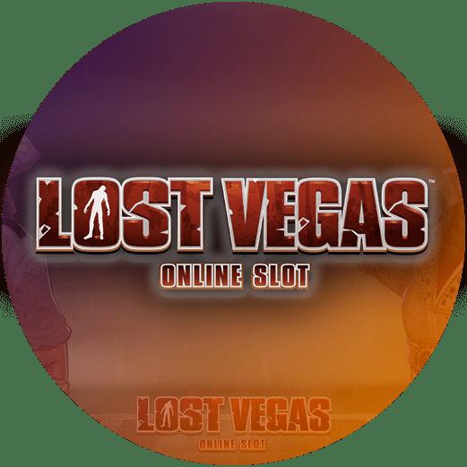 Logo Lost Vegas