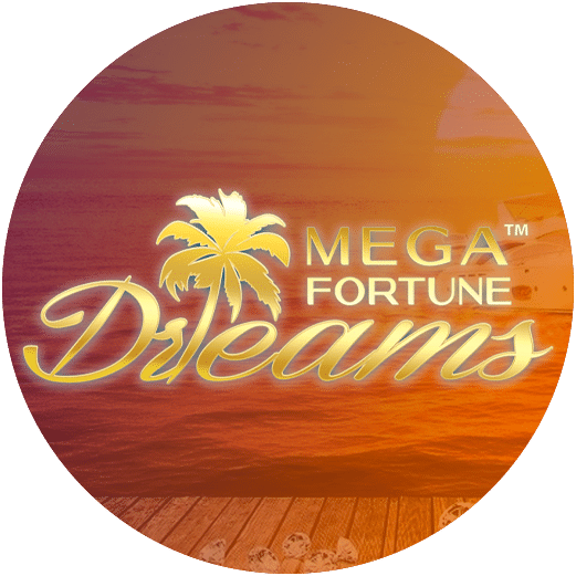 Logo Mega Fortune Dreams