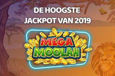 Mega Moolah Jackpot 2019