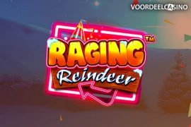 raging reindeer slot review