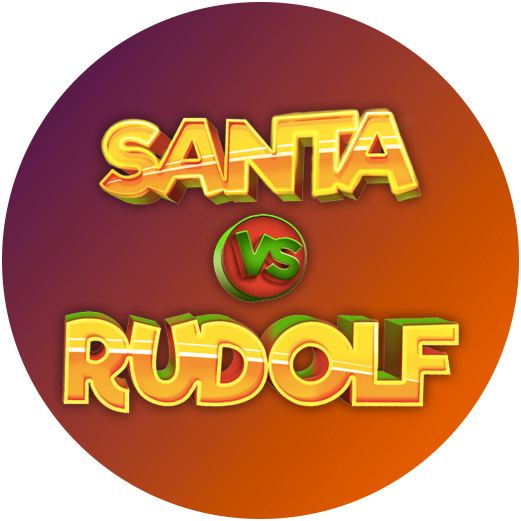 Logo Santa vs Rudolf