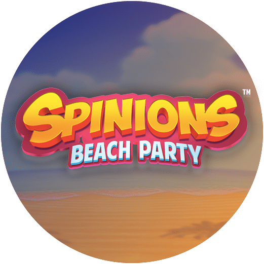 Logo Spinions Beach Party