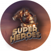 Logo Super Heroes