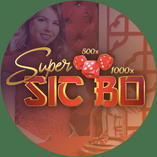 Logo Super Sic Bo