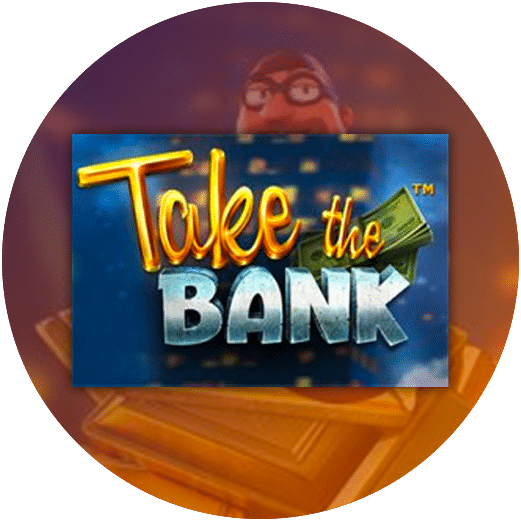Logo Take the Bank