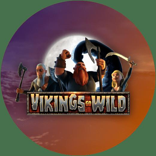 Logo Vikings Go Wild