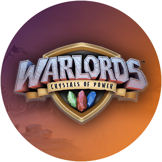 Logo Warlords: Crystals of Power