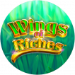 Logo Wings of Riches
