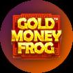 Logo Gold Money Frog