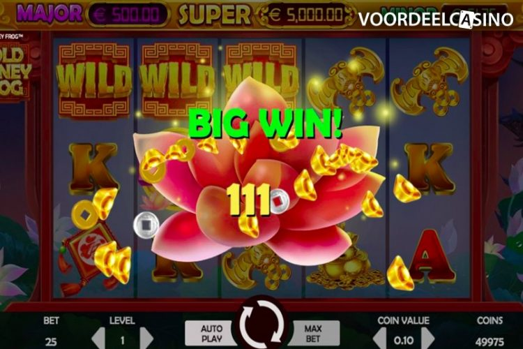 Maximale winst Money Train 2 uitbetaald