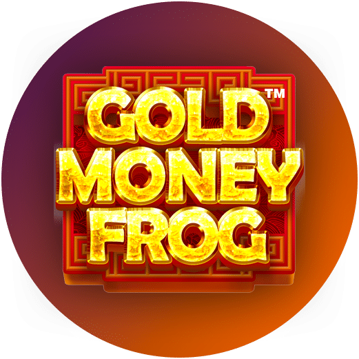 Logo Gold Money Frog