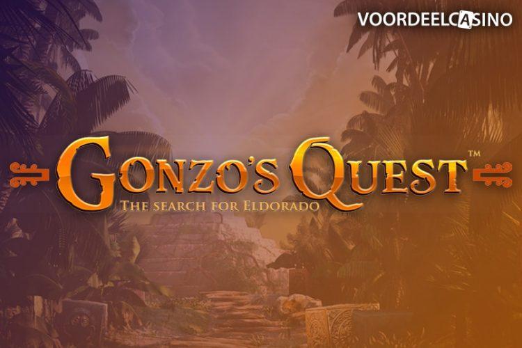 Gonzo's Treasure Hunt Live spelen bij Crazy Fox
