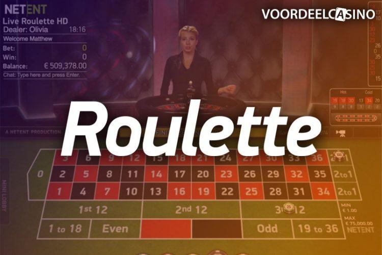 Zero spel roulette: zo werkt het