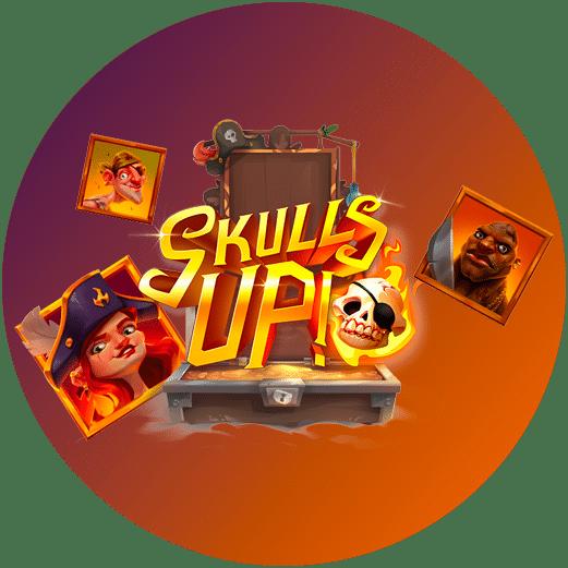 Logo Skulls Up!