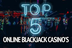 top 5 online blackjack casinos