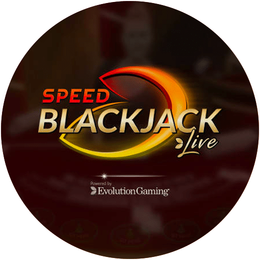 Logo Live Speed Blackjack