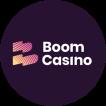 Logo Boom Casino
