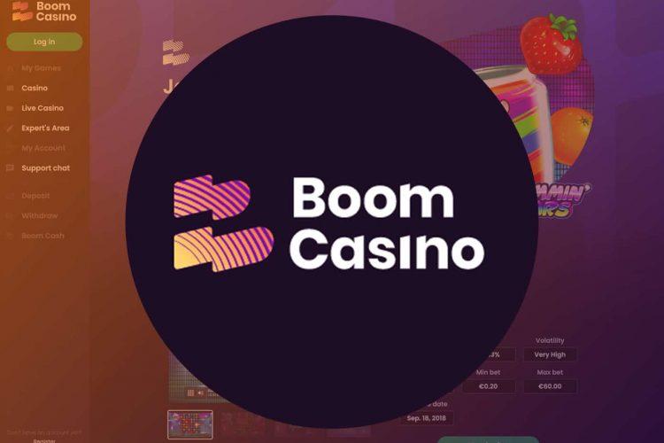 Instant Bonus: nieuw in Boom Casino