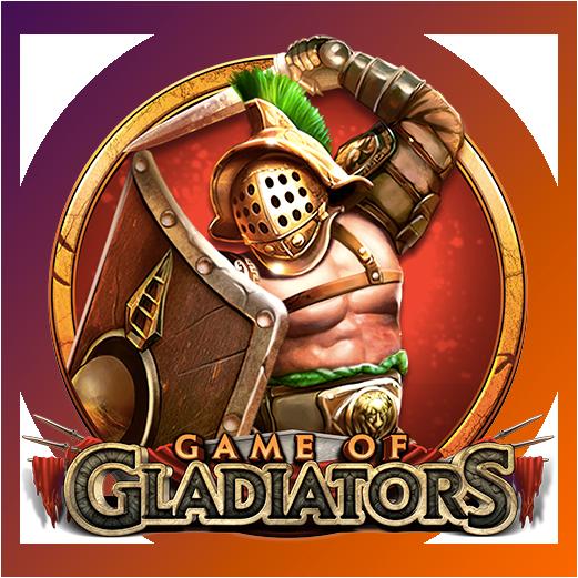 Logo Game of Gladiators