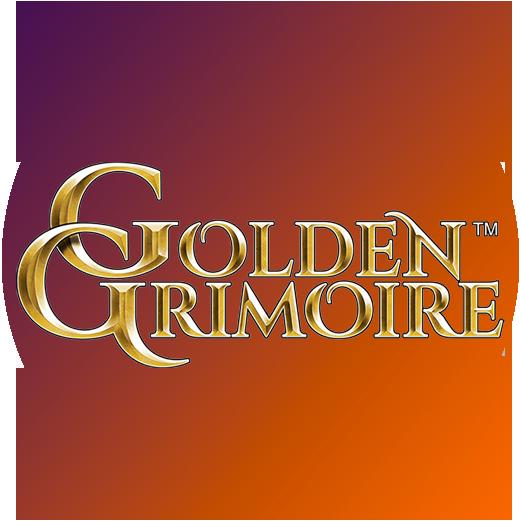 Logo Golden Grimoire