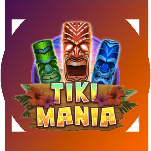 Logo Tiki Mania