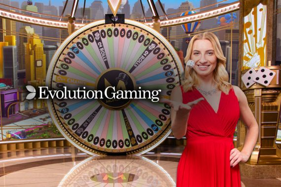 gameshows evolution gaming