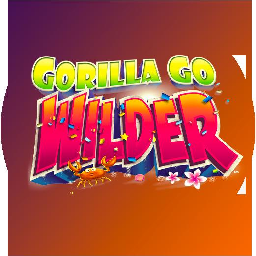 Logo Gorilla Go Wilder