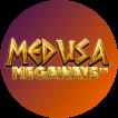Logo Medusa Megaways