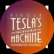 Logo Nikola Tesla's Incredible Machine