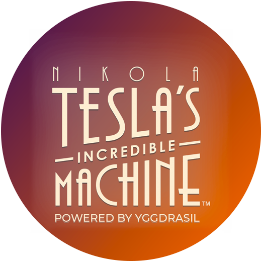 Logo Nikola Tesla's Incredible Machine