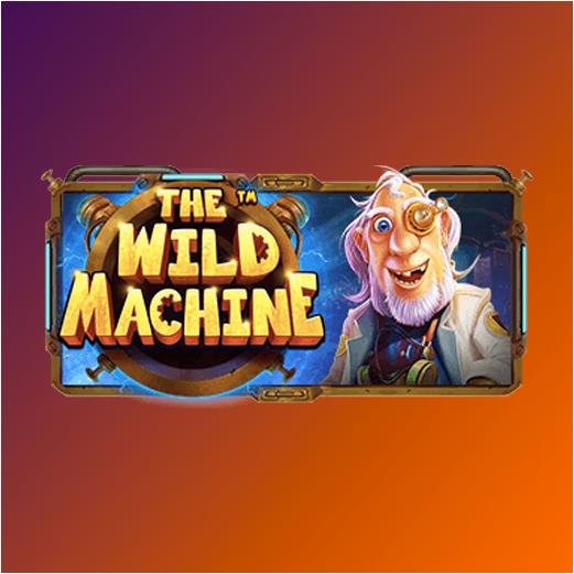 Logo The Wild Machine