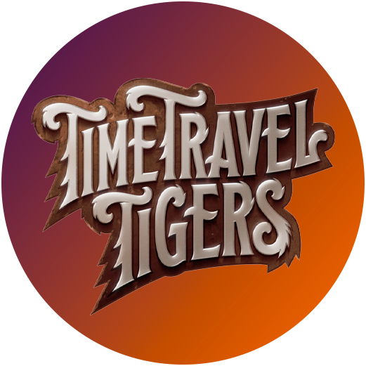 Logo Time Travel Tigers