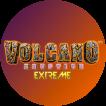 Logo Volcano Eruption