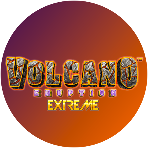 Logo Volcano Eruption