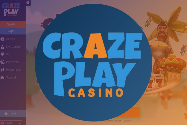 Real Cash Back Deals bij Crazeplay Casino