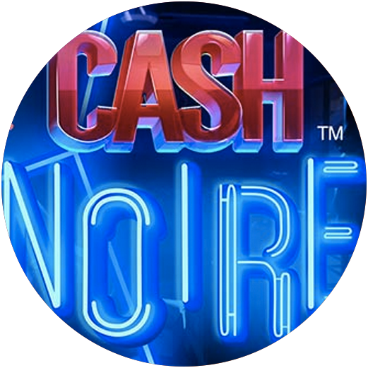 Logo Cash Noir