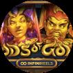 Logo Gods of Gold