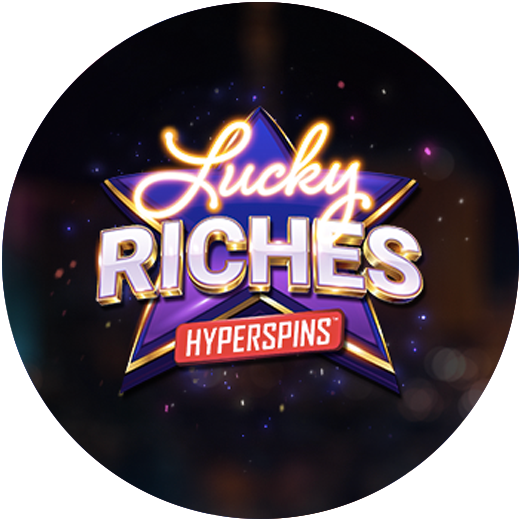 Logo Lucky Riches