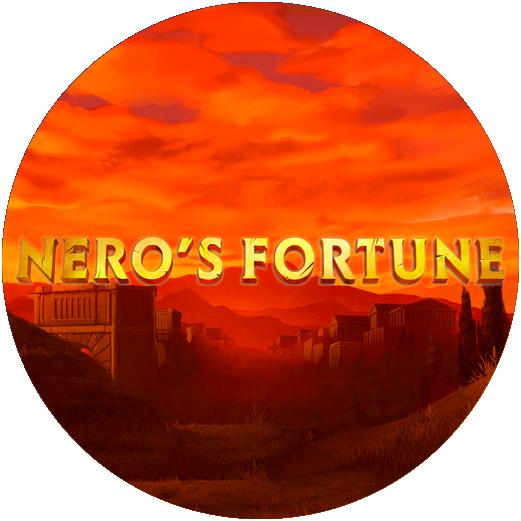 Logo Nero's Fortune