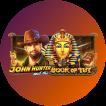 Logo John Hunter and the Book of Tut