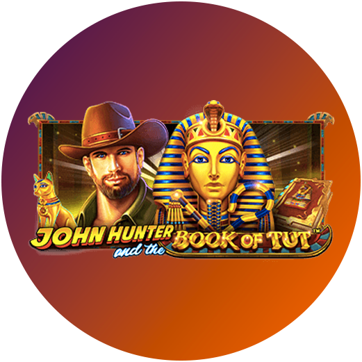 Logo John Hunter and the Book of Tut