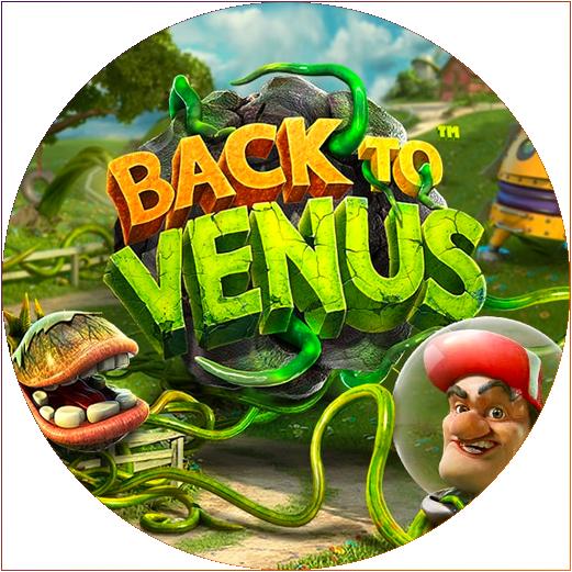 Logo Back To Venus