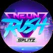 Logo Neon Rush