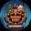 Logo Heroes Hunt Slot